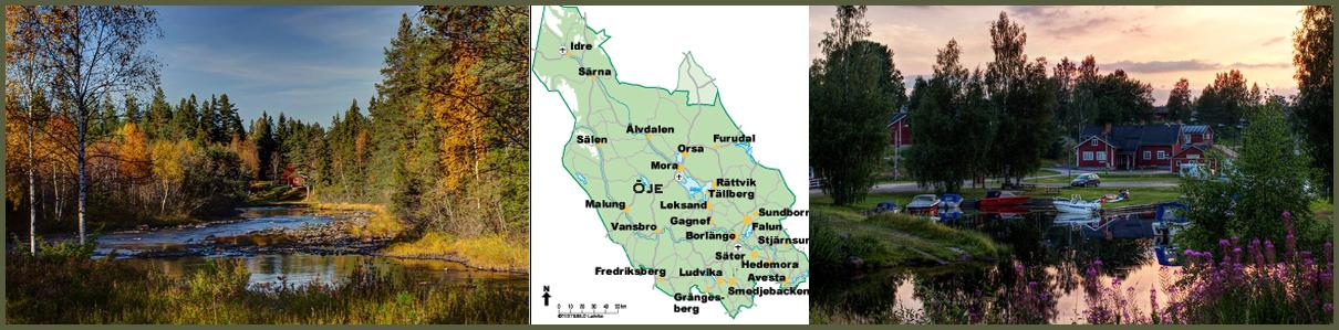 rättviks camping karta
